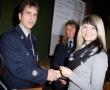 Ilona Dulliner wurde zur Hauptfeuerwehrfrau befördert