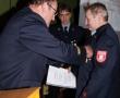 Josef Willnecker wurde das bayerische Feuerwehr-Ehrenzeichen in Gold für 40 Jahre aktiven Dienst verliehen